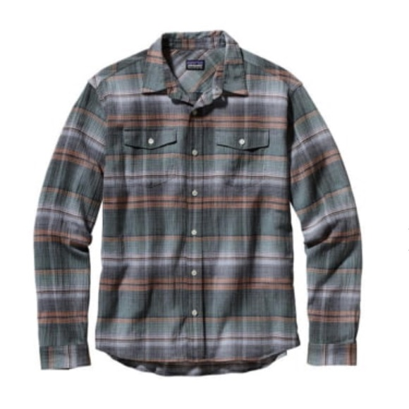 Patagonia | Men's A/C Long Sleeve Steersman Shirt